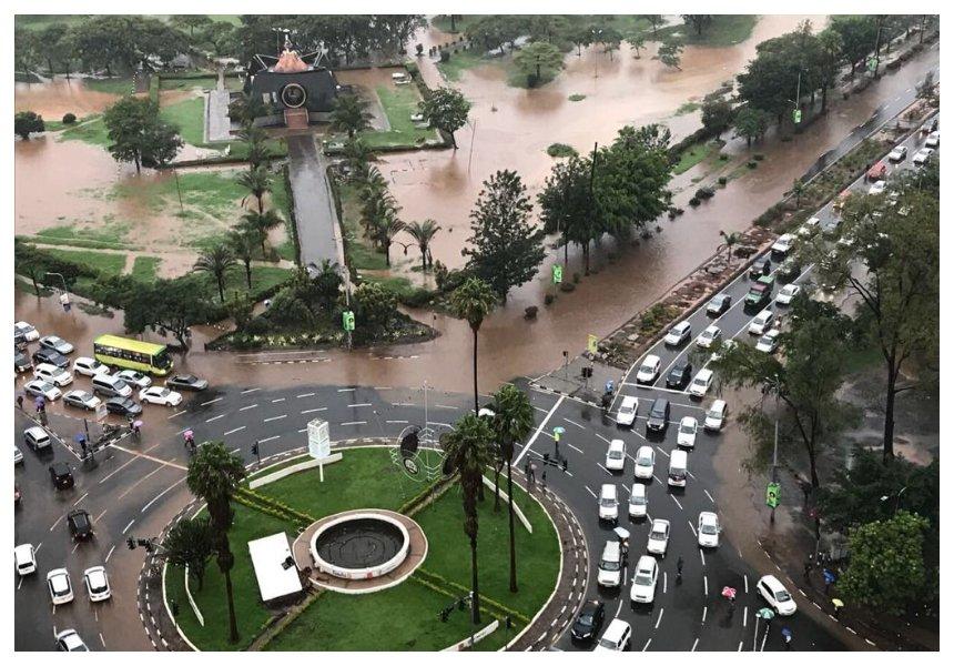 Image result for nairobi rains