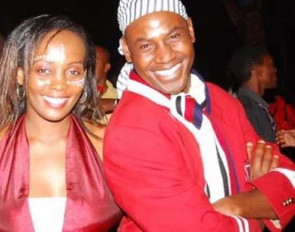 Former TPF contestant Linda Muthama denies ever being Nyambane's second wife, says she was a mistress!