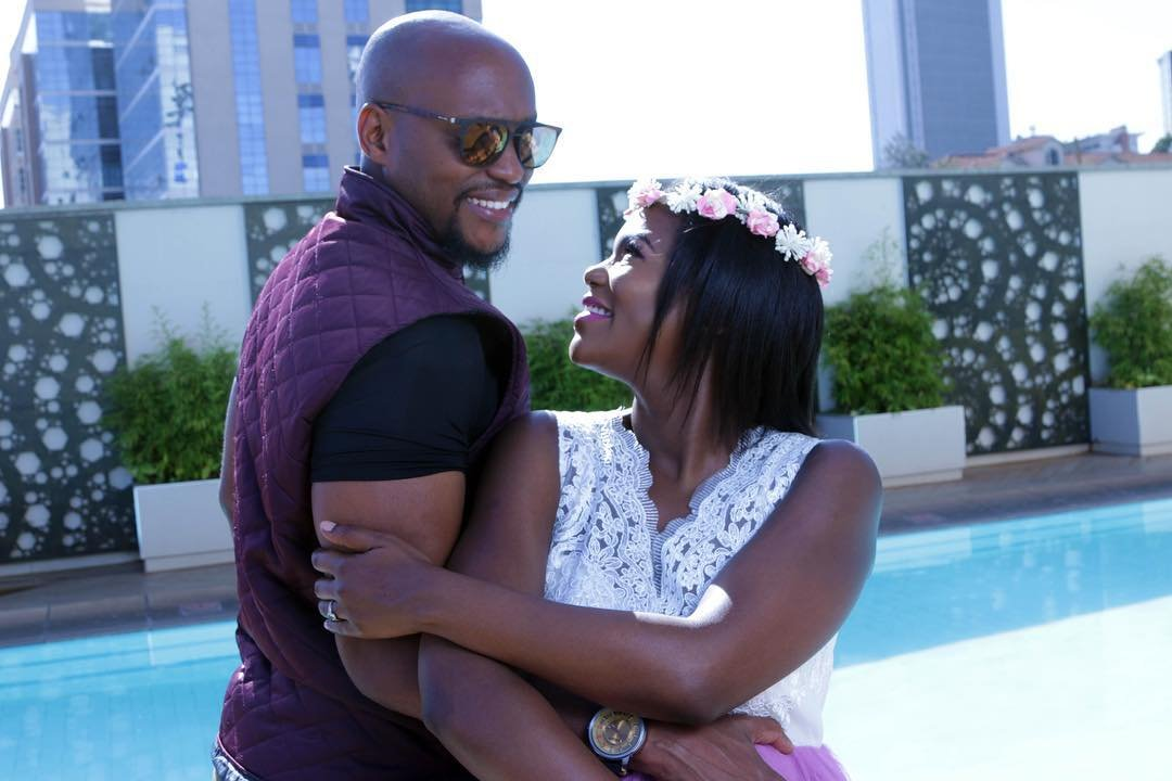 Janet Mbugua's sister-in-law and husband finally welcome their bouncing baby!