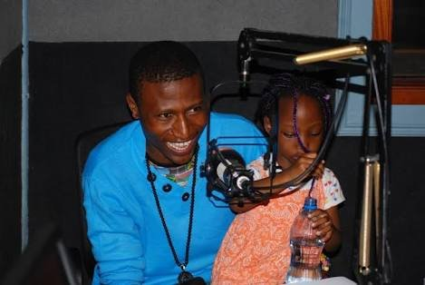 Octopizzo's eldest daughter Tracy celebrates her 9th birthday in style!