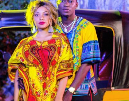 Willy Paul reveals why he chose to work with a Tanzanian video vixen and not a Kenyan lady...This is interesting (Video)