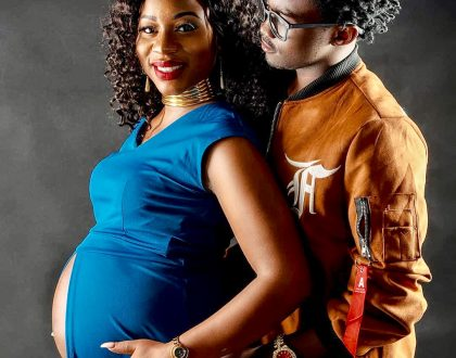 """Don't dare write nonsense about my daughter!"" Bahati warns after he was said to have carried a paternity test on his daughter"