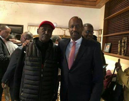 Shocking photo of Chris Kirubi looking too skinny, is his health deteriorating?