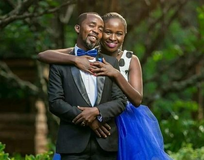 """I love you kindu wakwa"" Mercy Masika celebrates her husband's birthday in moving message"