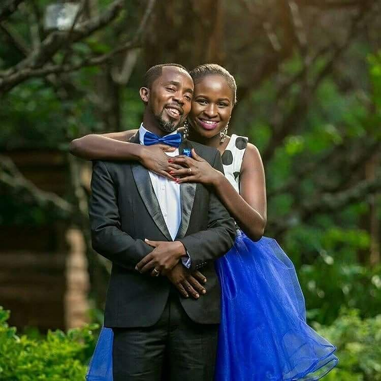"""I love you kindu wakwa"" Mercy Masika celebrates her husband's birthday in moving message"