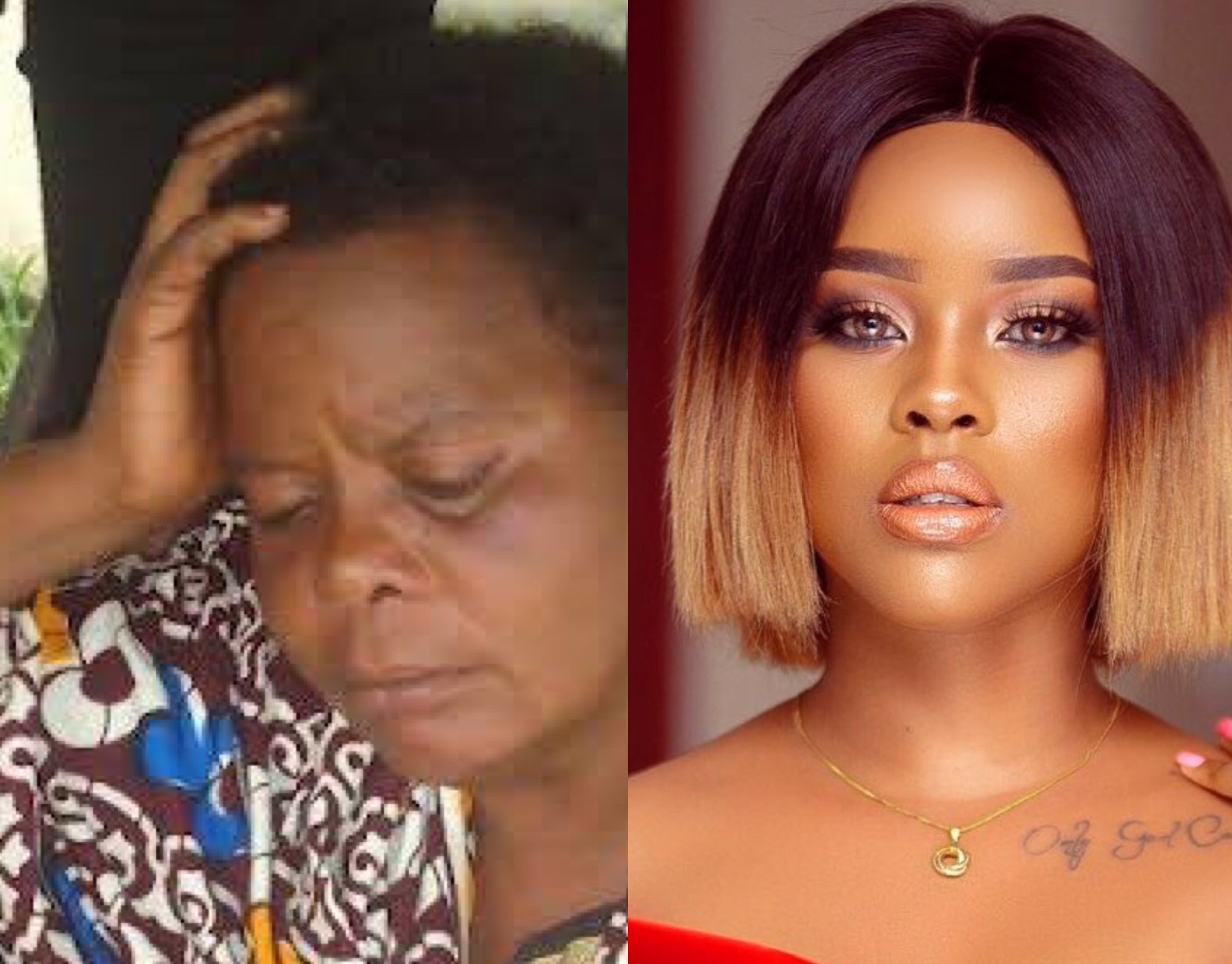 Steve Kanumba mum fears that actress Lulu Micheal will insult her after leaving jail