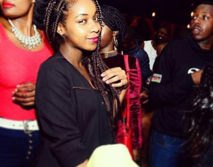 Socialite Vanessa Chettle shocks many after unveiling a photo taken while 5 months pregnant