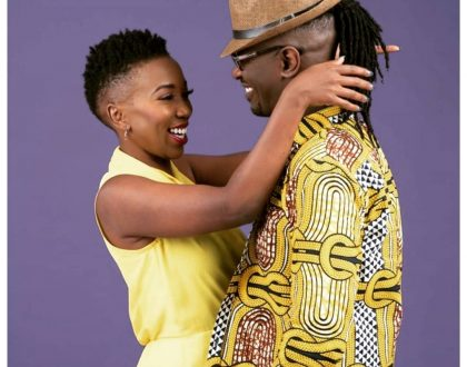 38 has never looked this hot! Nameless celebrates his wife as she turns a year older