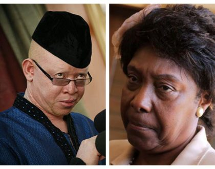 Why Isaac Mwaura wants Charity Ngilu arrested after Kikuyu singer who composed anti-Kamba song is arraigned in court
