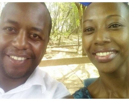 """We are all potential widows/widowers"" Janet Kanini's husband shares 10 lessons he has learnt after his wife's death"