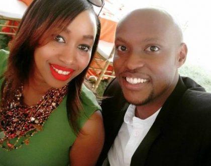 Janet Mbugua's husband: I became Mr. Janet after marrying her