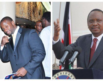 John Allan Namu distances himself from Uhuru Kenyatta and Cambridge Analytica
