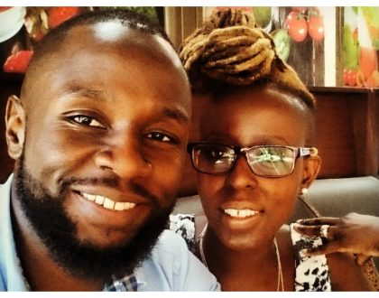 """She's older than me"" John Allan Namu narrates how he seduced his scary boss at KTN and ended up marrying her"