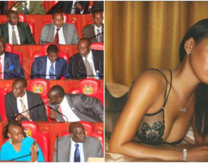 Slay Queens invade Parliament! MPs raise alarm over mysterious woman who has been sending them nudes and porn