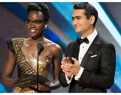Lupita Nyong'o addresses Trump's deportation of dreamers in a moving speech during Oscars Awards