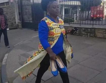 Na nisiambiwe kitu! Controversial MP Millie Odhiambo wants to give birth at age 53