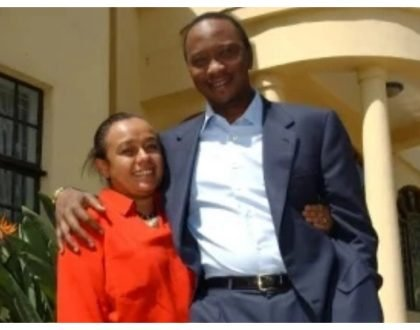 """""""My father nudged me to befriend her"""" President Uhuru reveals how his late dad played the matchmaker and paired off Margaret and him"""