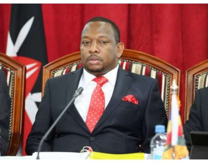 Government finally strips Mike Sonko of his grandeur