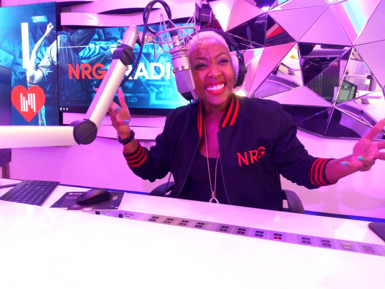 Radio presenter Mwalimu Rachael recounts running away from home after playing with boys