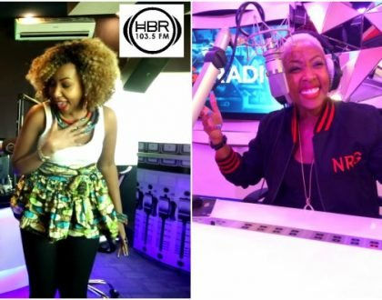 I am the head presenter now! Mwalimu Rachael explains why she had to ditch HBR radio for the new NRG in emotional post