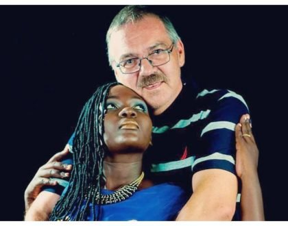 Nyota Ndogo reveals the one thing that would make her dump her mzungu husband like yesterday