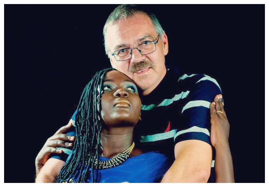 Is Nyota Ndogo the latest mother in town? Check out her adorable bundle of joy