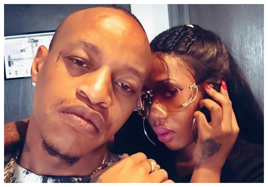 Prezzo and Amber Lulu expecting their first child?