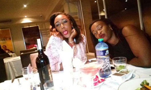 Betty Kyalo's birthday party was simple and very mature, just take a look (photos)