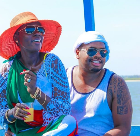 Akothee forced to change phone number after accidentally exposing it and giving Mafisi a chance to pounce