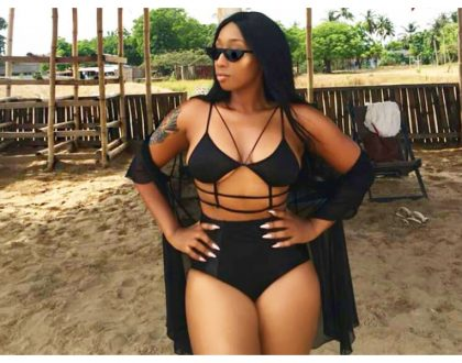 Victoria Kimani: I'm sure E-Sir is looking down from heaven and shaking his head at how backwards we have gone