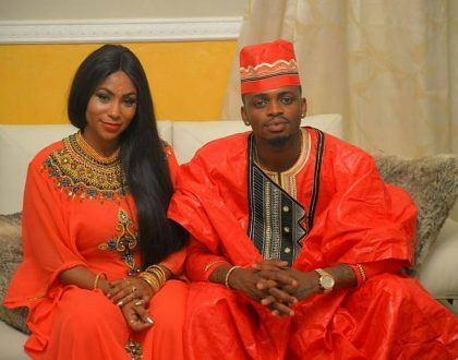 """Sijawai achika"" Diamond Platnumz eldest sister brags after husband chooses 1st wife over her"