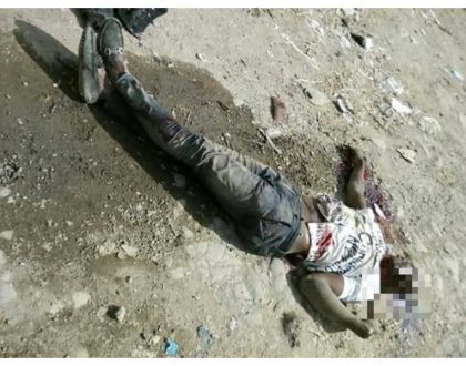 He died coz of love and now women are fighting over him! Gangster shot by flying squad continues to make waves