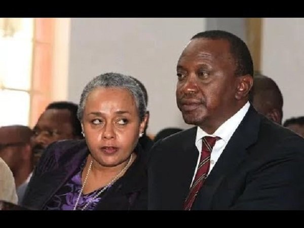 Did Uhuru lie how he met the First Lady? Kenyans think so after watching this video