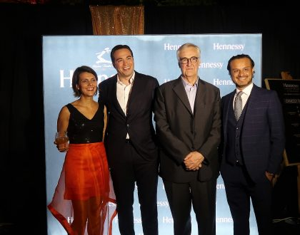 The Hennessy family visits Kenya to celebrate the 200th Anniversary of Hennessy V.S.O.P