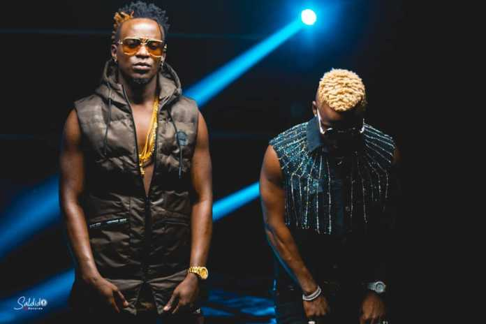 Willy Paul denies having any beef with Harmonize