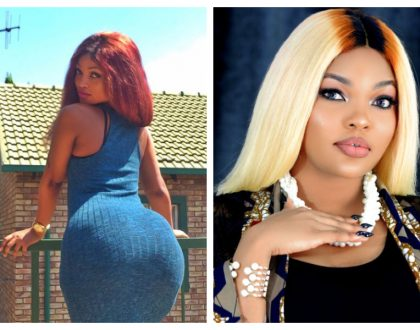 This is the real reason why Wema Sepetu is theonly prominent celeb who failed to attend Agnes Masogange's burial