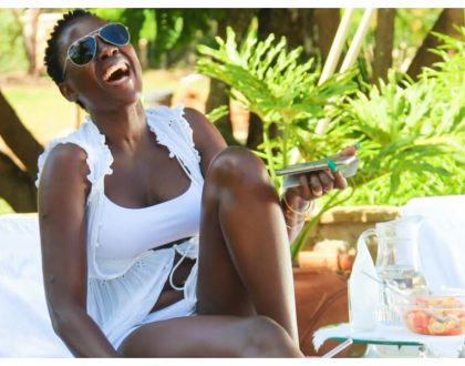 Akothee plans to make a major expose on 'fake' people who have been tarnishing her name