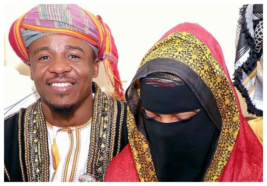 5 things you need to know about Alikiba's wife Amina Khalef