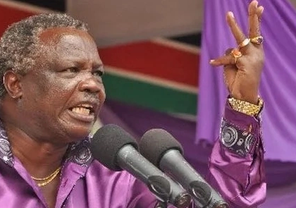 Atwoli: If my wife fails to show up on Rhumba night I will get another woman for the day
