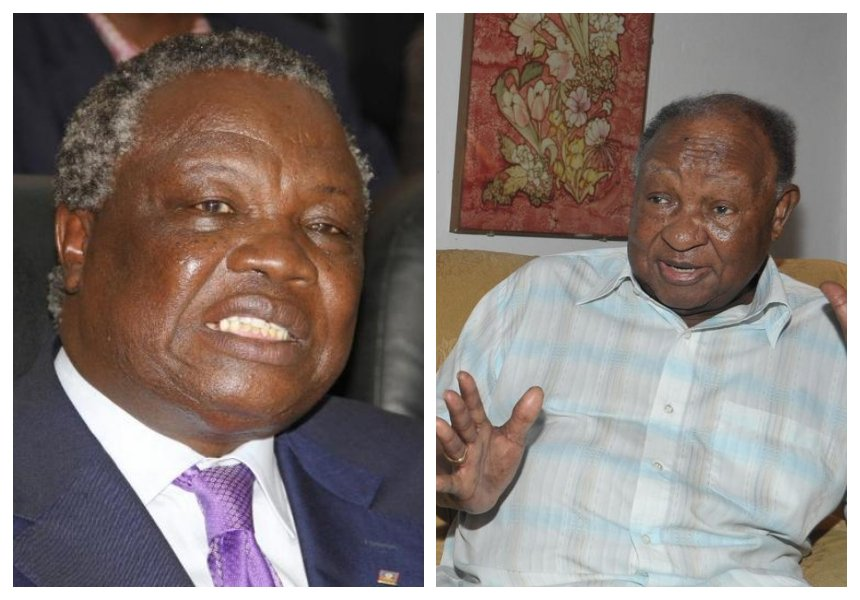 """I chose not to pretend because I was part of the system"" Atwoli finally reveals why he never condoled Matiba's family"