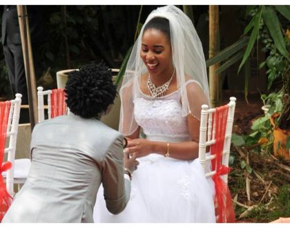 Bahati: My 3rd wedding will be held at KICC, everybody will be invited