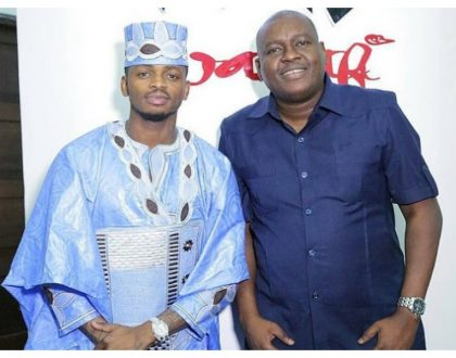 Professor Jay's words to Diamond as Wasafi TV finally goes on air