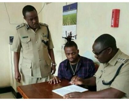 Breaking news: Diamond Platnumz arrested over explicit videos with Hamisa Mobetto and mzungu woman