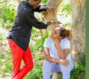 Diana Marua proves haters wrong by returning Bahati's name on Instagram