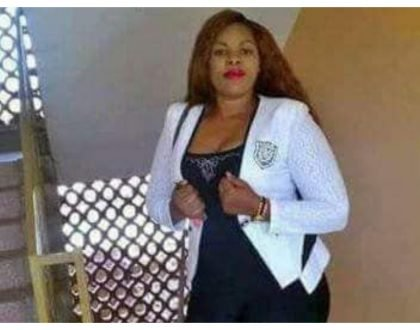 Gangster queen Lavender Akinyi who has been terrorizing Nairobi's rich finally arrested
