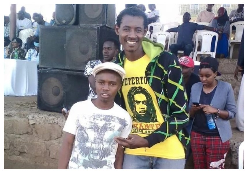 Lost his wife to cancer, now son has four years to live!Ghetto Radio presenter goes through hell