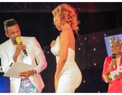 Hamisa Mobetto and Diamond pull another romantic move on social media (Photos)