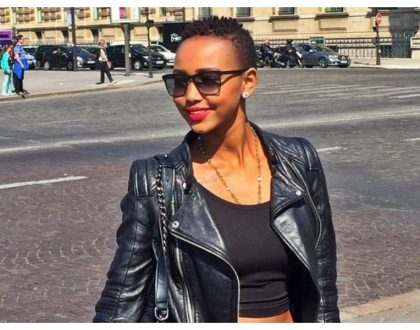 """Start raising the bar"" Huddah Monroe tells cheap Kenyan slay queens who spread legs for men who buy them alcohol"