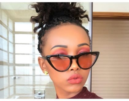 """All black men cheat"" Huddah Monroe names the only two things that would make her leave her future husband"