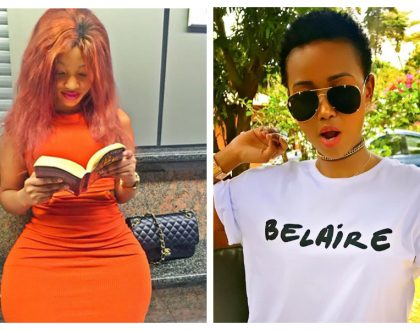 Huddah Monroe shares Bible verse that socialite Agnes Masogange posted moments before she died